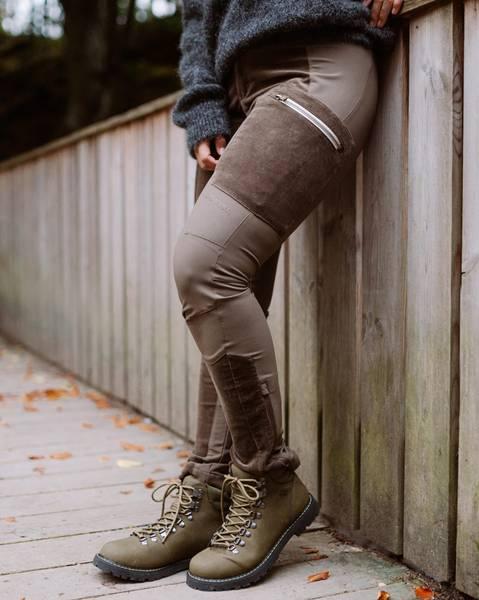 Bilde av Finse Shape Cord Bukse D